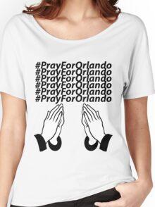 PrayForOrlando Women's Relaxed Fit T-Shirt