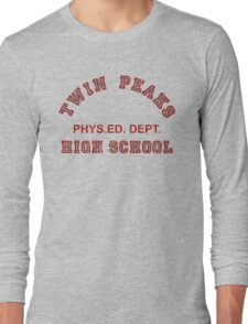 Twin Peaks Phys. Ed. Dept. Long Sleeve T-Shirt