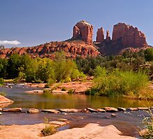 Red Rock Crossing near Sedona by Alex Cassels
