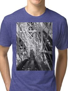 The Roller Coaster Tri-blend T-Shirt