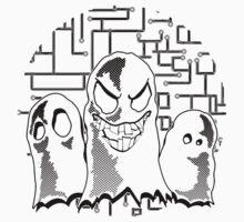 Ghosts Black by matys103