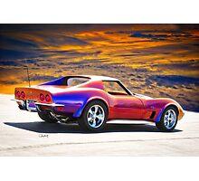 C3 Corvette Stingray I Photographic Print