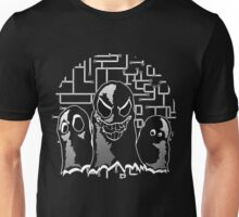 Ghosts White Unisex T-Shirt