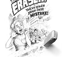 The Eraser by Brian Cook