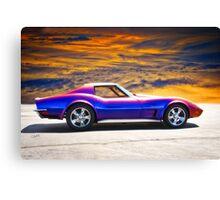 C3 Corvette Stingray II Canvas Print
