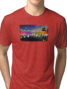 Pray For Orlando Tri-blend T-Shirt