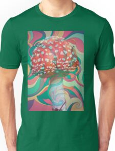 Magic Mushroom Unisex T-Shirt