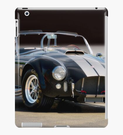 1966 Shelby Cobra 427 iPad Case/Skin