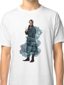 Captain Hook Flowers Classic T-Shirt