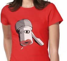 Ratchet Girl Womens Fitted T-Shirt