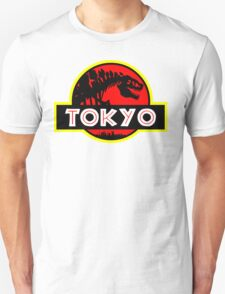 Godzilla Park - Tokyo T-Shirt