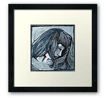 Dying Sorrow Framed Print