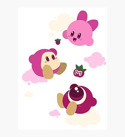 Kirby's dreamland Photographic Print