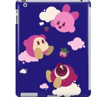 Kirby's dreamland iPad Case/Skin