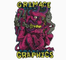 Grimace Graphics Goblin Kids Clothes