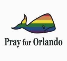 Pray for Orlando Kids Tee