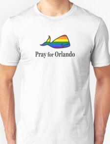 Pray for Orlando Unisex T-Shirt