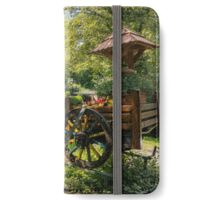 German Half - Timbered Building iPhone Wallet/Case/Skin