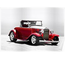 1932 Chevrolet Roadster Poster