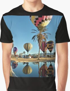Balloon Reflections Graphic T-Shirt
