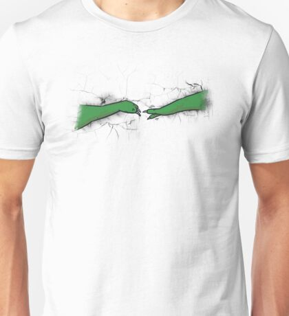 The Creation of T-Rex Unisex T-Shirt