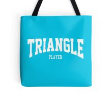Triangle Player Tote Bag