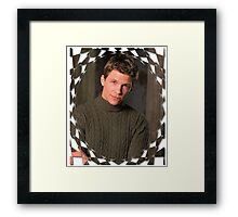 Buffy Riley Framed Print