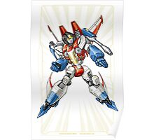 Starscream Poster