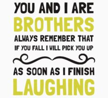Brothers Laughing Kids Clothes
