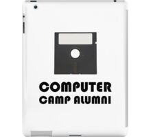 Computer Camp Alumni iPad Case/Skin