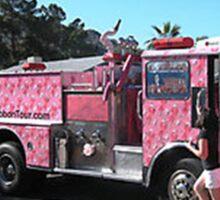 Pink Ribbon Tour Sticker