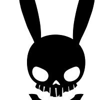 Skull Bunny by MRMSTYLE