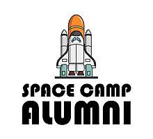 Space Camp Alumni Photographic Print