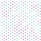 Blue & Purple Spots by thetangofox