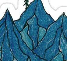 Mountain Sounds Sticker