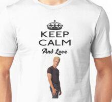 Buffy Angel Spike James Marsters Unisex T-Shirt