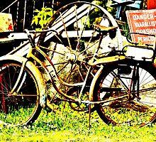 Old Bike by tvlgoddess