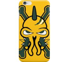Superfan Skullyfish Green Bay iPhone Case/Skin