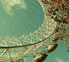 London Eye by ReggieRamos