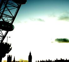 London Eye by ReggieRamos