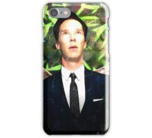 Benedict Cumberbatch Angel iPhone Case/Skin