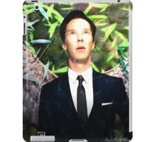 Benedict Cumberbatch Angel iPad Case/Skin