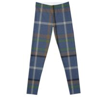 02849 Lackawanna County, Pennsylvania Tartan  Leggings