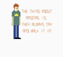 The IT Crowd – The Thing About Arsenal Unisex T-Shirt