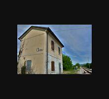 Disused Rail Building Between Moimacco and Cividale del Friuli Unisex T-Shirt