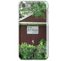 The Art House. iPhone Case/Skin