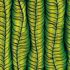 Green illusion by Patternalized