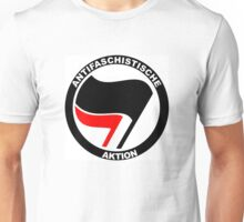 Anti-Fascist Action Unisex T-Shirt