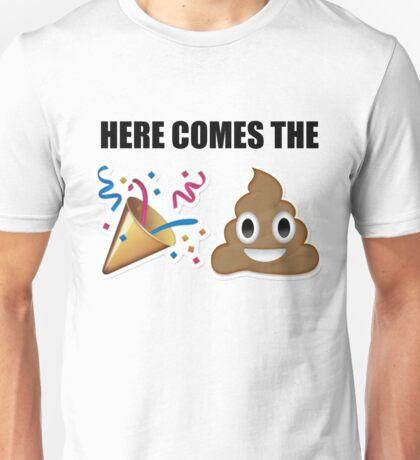 PARTY POOPER Unisex T-Shirt
