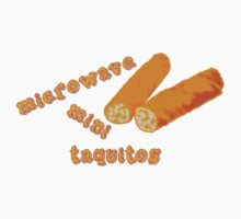 Microwave Mini Taquitos by megamonster1228